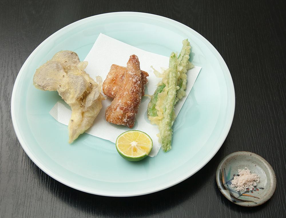 まごちの唐揚げ(お店レシピ)