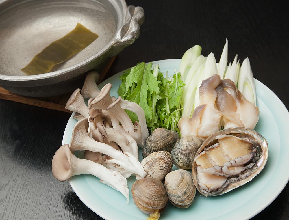 貝しゃぶ(お店レシピ)